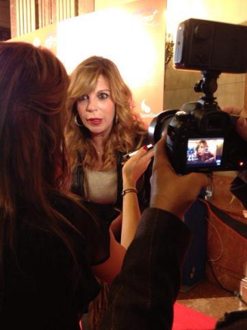 Entrevistando a belinda washington