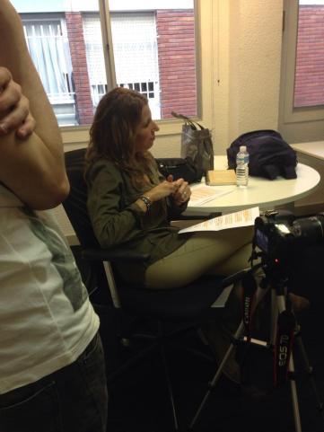entrevistando a Despistaos