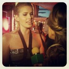 Entrevistando Adriana