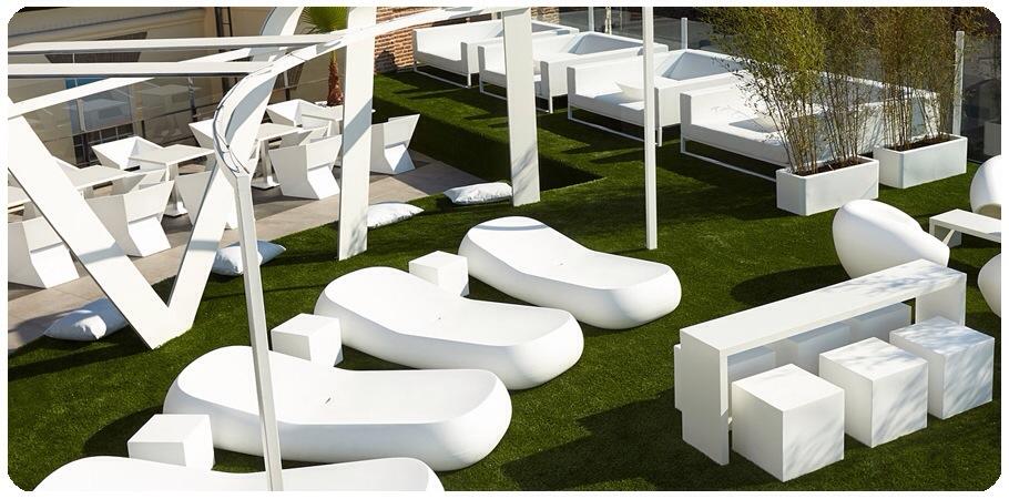 Un Oasis En El Cielo De Madrid Rooftops Gymage Diario